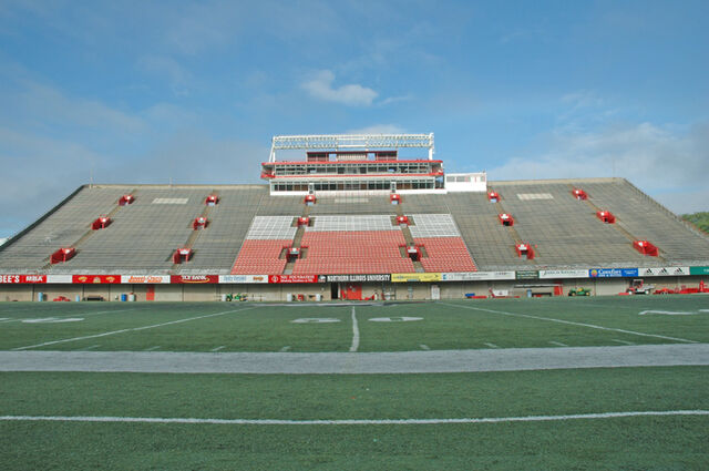 File:Brigham Field at Huskie Stadium.JPG