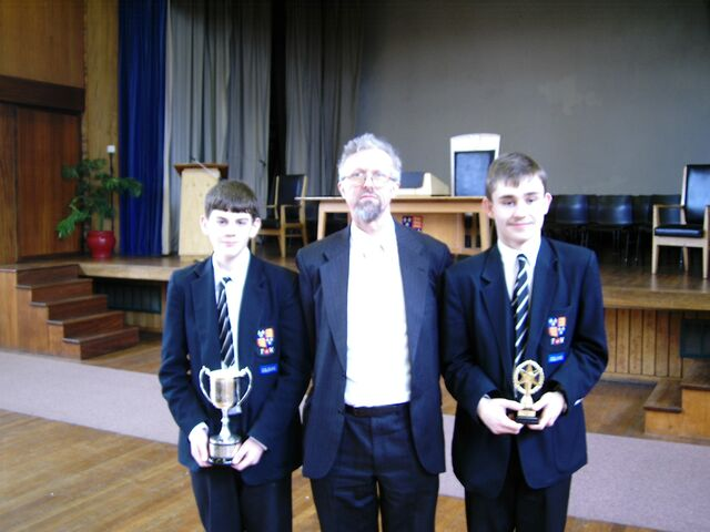 File:Me winning Five Ways UK Chess Challenge Trophy.jpg