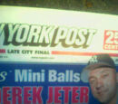 Derek Jeter Has Tiny Balls