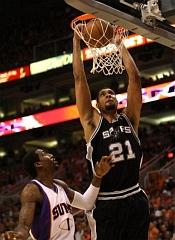 NBA09 SAS Duncan