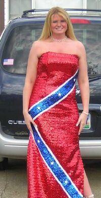 Flagdress