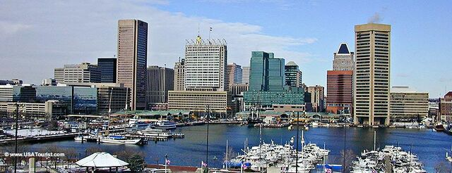 File:Baltimore Skyline.jpg