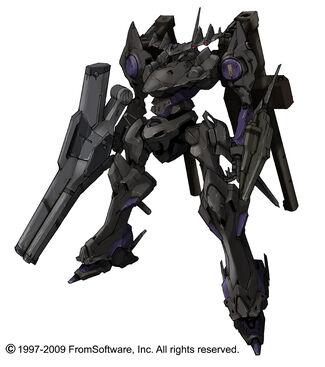 Armored Core Mavors