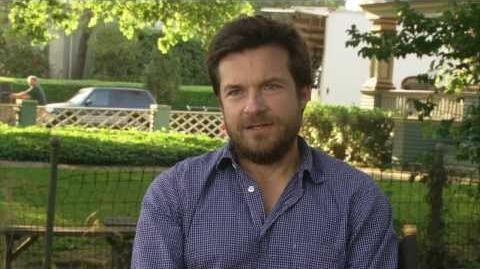 "Growing Up Fisher Jason Bateman ""Narrator"" Premiere TV Interview"