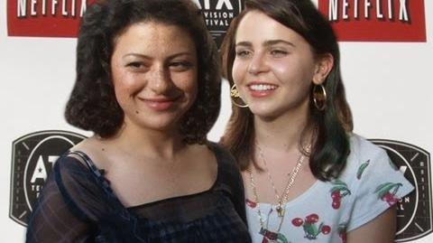 2013 ATX TV Festival Alia Shawkat & Mae Whitman Talk Season 4's Cliffhanger & Possible Movie Plans