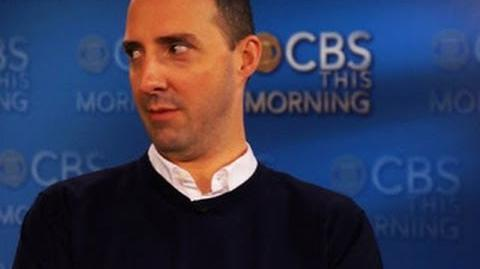 "Tony Hale's favorite part about playing Buster Bluth on ""Arrested Development"""