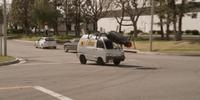Steve Holt's van