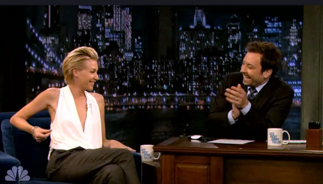 Portia de Rossi jimmy fallon youtube