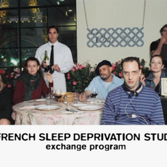 French Sleep Depravation Study <span style=