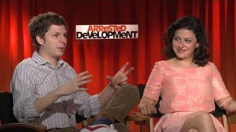 Q&A with Jason Bateman, Michael Cera & Alia Shawkat