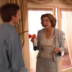 Lucille tells Michael that <a href=