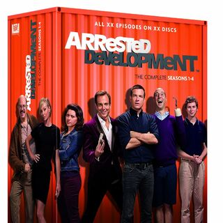 Region 2 Seasons 1-4 DVD Box Set