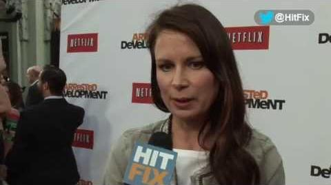 Arrested Development - Mary Lynn Rajskub Interview