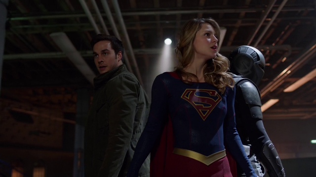 Image Mon El Supergirl And Guardian Png Arrowverse Wiki