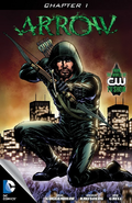 Arrow chapter 1 digital cover