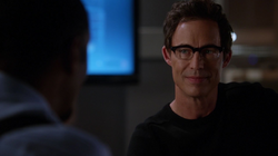 Joe apologises to Eobard