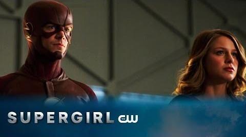 Supergirl Heroes Vs. Aliens Trailer The CW