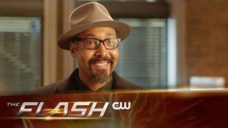 The Flash Jesse L. Martin Interview The CW
