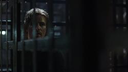 Oliver imprisoned on the Amazo