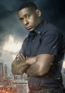 J'onn J'onzz as Hank Henshaw season 2 character portrait