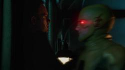 Reverse-Flash kills Hourman