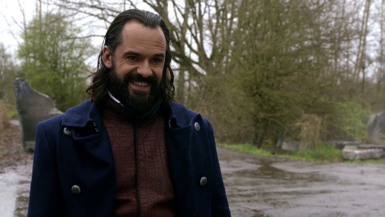 Image result for vandal savage smile