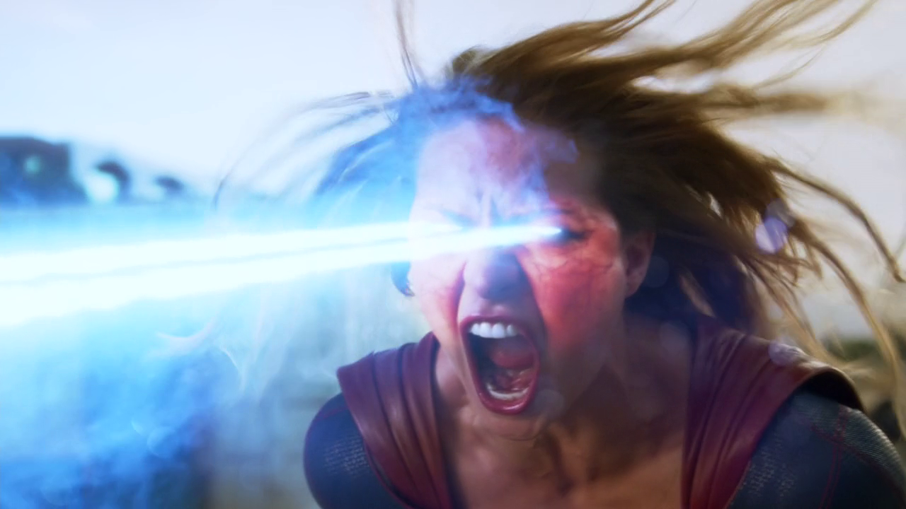 Willa Holland Gif Red Faced | Arrowverse...
