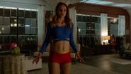Kara's first attempt at a costume