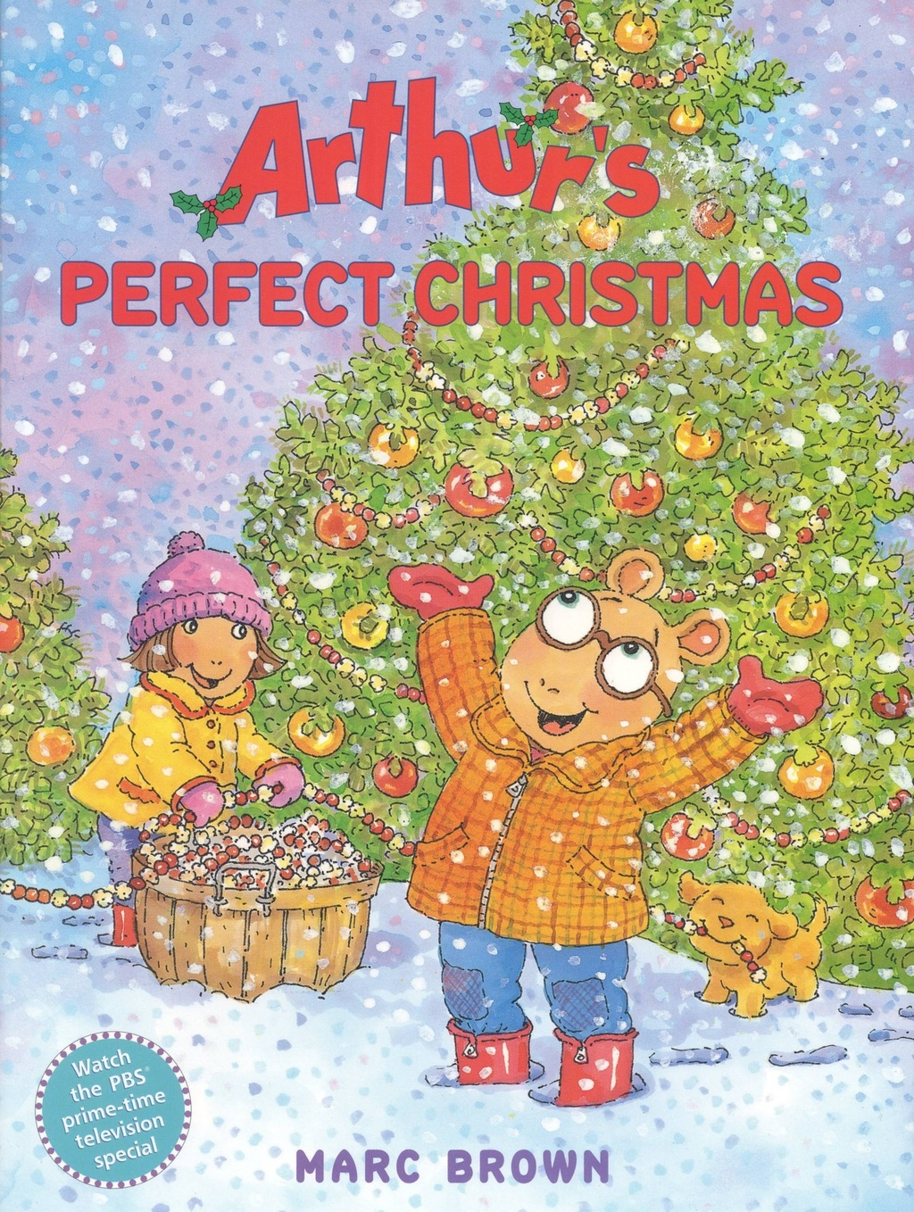 Arthur's Perfect Christmas (book) | Arthur Wiki | FANDOM powered ...