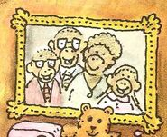 Arthur goes to camp - crosswire family