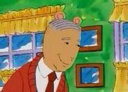 Mister Rogers on Arthur