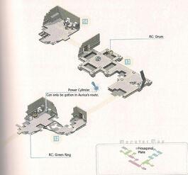 Hexagonal Plate Map 4 and Monster Map