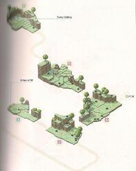 Falcon's Claw Map 2