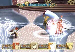 Tiger Blade (TotA)