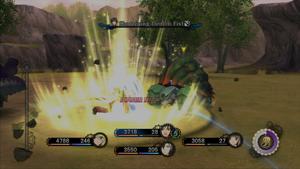 Shattering Demon Fist (ToX2)
