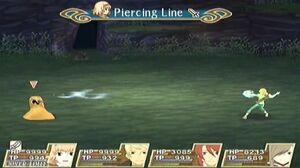 Piercing Line (TotA)