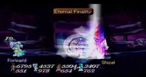 Eternal Finality (ToE)