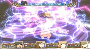 Lightning Punishment (TotA)