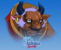 Tohma Portrait