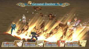Ground Dasher (TotA)