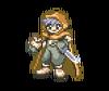 Julio Thief Sprite (TotW-ND3)