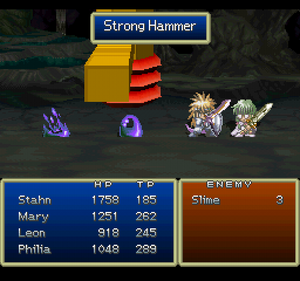 Strong Hammer (ToD PSX)