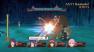 Shining Dragon Swarm (ToV)