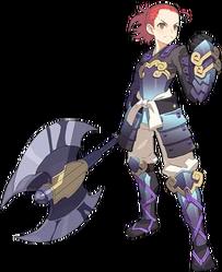 Warrior (TotW-RM2)