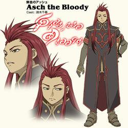 Anime Concept Asch