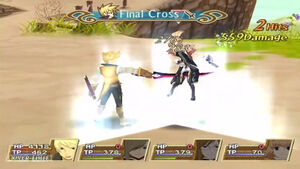 Final Cross (TotA)