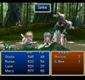 Spike (ToD PSX)