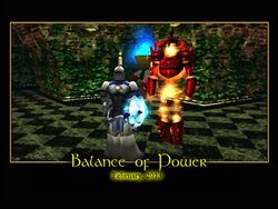 Balance of Power Splash Screen