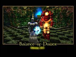 Balance of Power Splash Screen