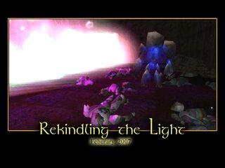 Rekindling the Light Splash Screen